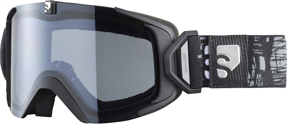 Salomon X-view polarized black