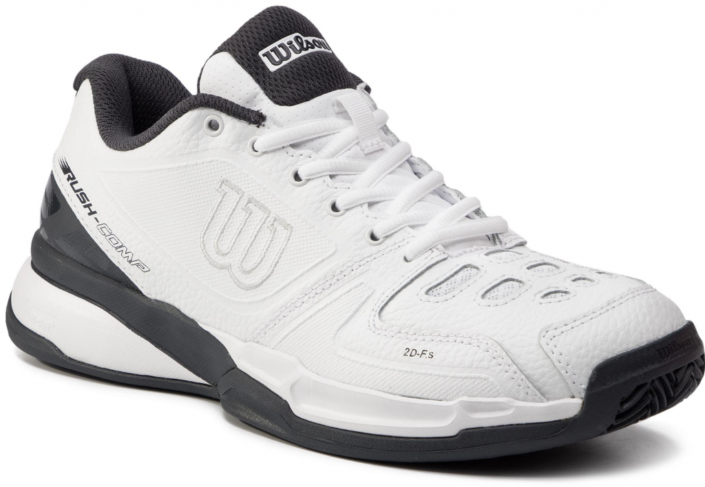 Wilson Ruch LTR clay court