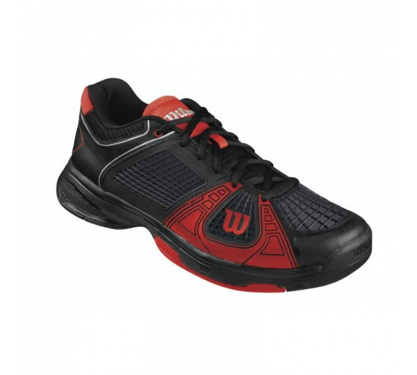 Wilson Ruch NGX clay court